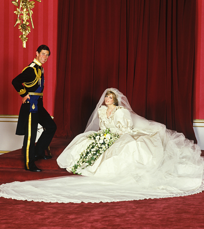 Princess Dianas Over The Top Wedding Dress Will Forever Be Ultimate Gown With Its Puffed Sleeves Enormous Skirt And 25 Foot Train