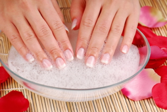 How to give yourself a home manicure london city girl magazine we all want lovely soft hands with perfectly manicured nails but sometimes you just cant manage to find the time to go to the beauty salon but never fear solutioingenieria Choice Image
