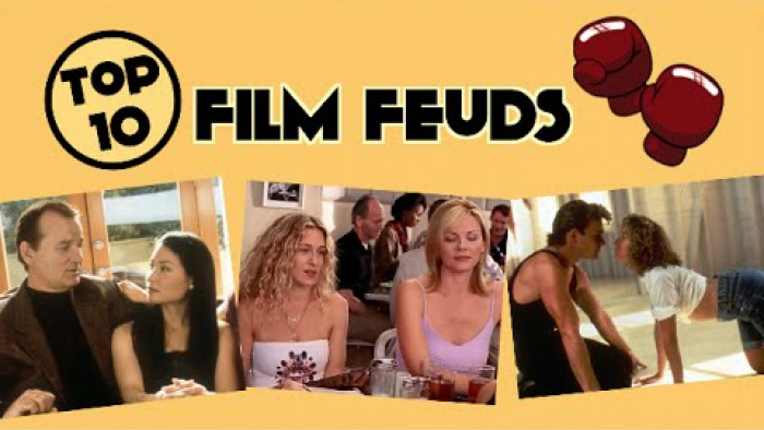 Top 10 film feuds