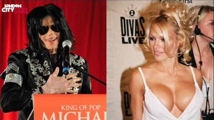 10 Odd Celeb Couples; inc. Michael Jackson & Pam Anderson!