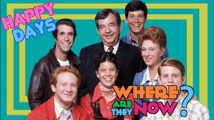 Whatever happened to the cast of Happy Days