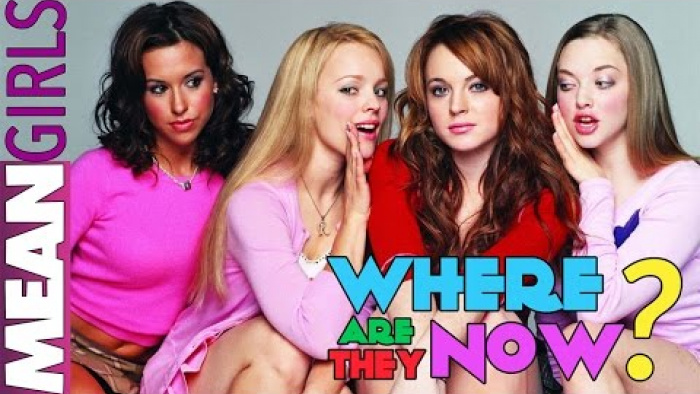 MEAN GIRLS - WHERE ARE THEY NOW?