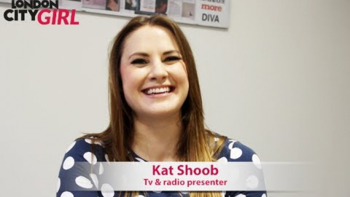 Vodafone's big top 40 chart show host Kat Shoob chats to us about flirting with boybands ;)